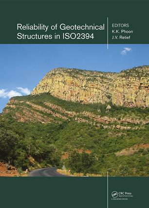 Reliability of Geotechnical Structures in ISO2394: 1st Edition (Hardback) book cover
