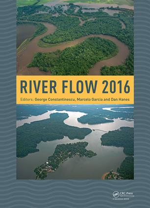 River Flow 2016: Iowa City, USA, July 11-14, 2016, 1st Edition (Hardback) book cover