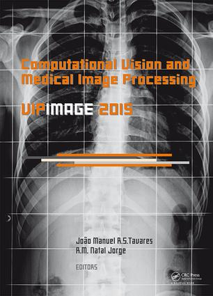 Computational Vision and Medical Image Processing V: Proceedings of the 5th Eccomas Thematic Conference on Computational Vision and Medical Image Processing (VipIMAGE 2015, Tenerife, Spain, October 19-21, 2015), 1st Edition (Hardback) book cover