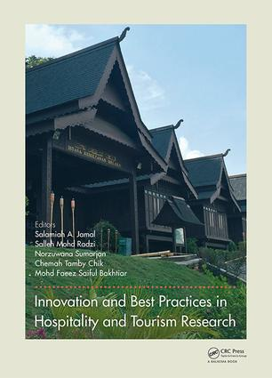 Hospitality and Tourism 2015: Proceedings of HTC 2015 (Malacca, Malaysia, 2-3 November 2015), 1st Edition (Hardback) book cover