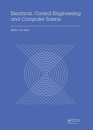 Electrical, Control Engineering and Computer Science: Proceedings of the 2015 International Conference on Electrical, Control Engineering and Computer Science (ECECS 2015, Hong Kong, 30-31 May 2015), 1st Edition (Hardback) book cover
