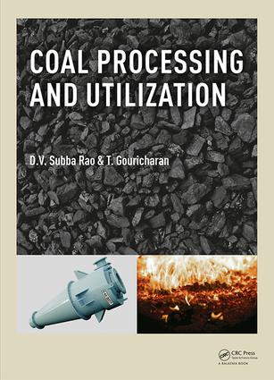 Coal Processing and Utilization: 1st Edition (Hardback) book cover