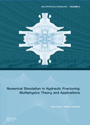 Numerical Simulation in Hydraulic Fracturing: Multiphysics Theory and Applications: 1st Edition (Hardback) book cover