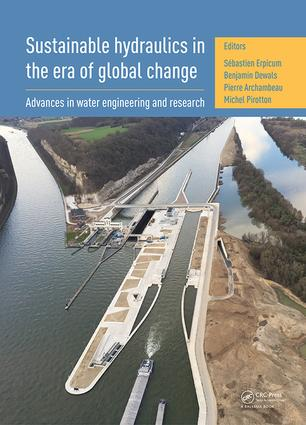 Sustainable Hydraulics in the Era of Global Change: Proceedings of the 4th IAHR Europe Congress (Liege, Belgium, 27-29 July 2016), 1st Edition (Hardback) book cover