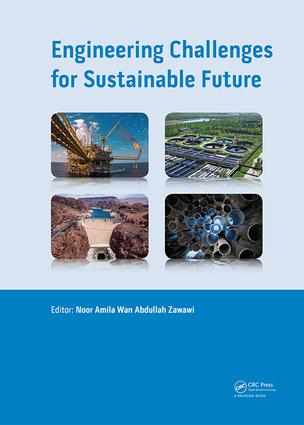 Engineering Challenges for Sustainable Future: Proceedings of the 3rd International Conference on Civil, Offshore and Environmental Engineering (ICCOEE 2016, Malaysia, 15-17 Aug 2016), 1st Edition (Hardback) book cover