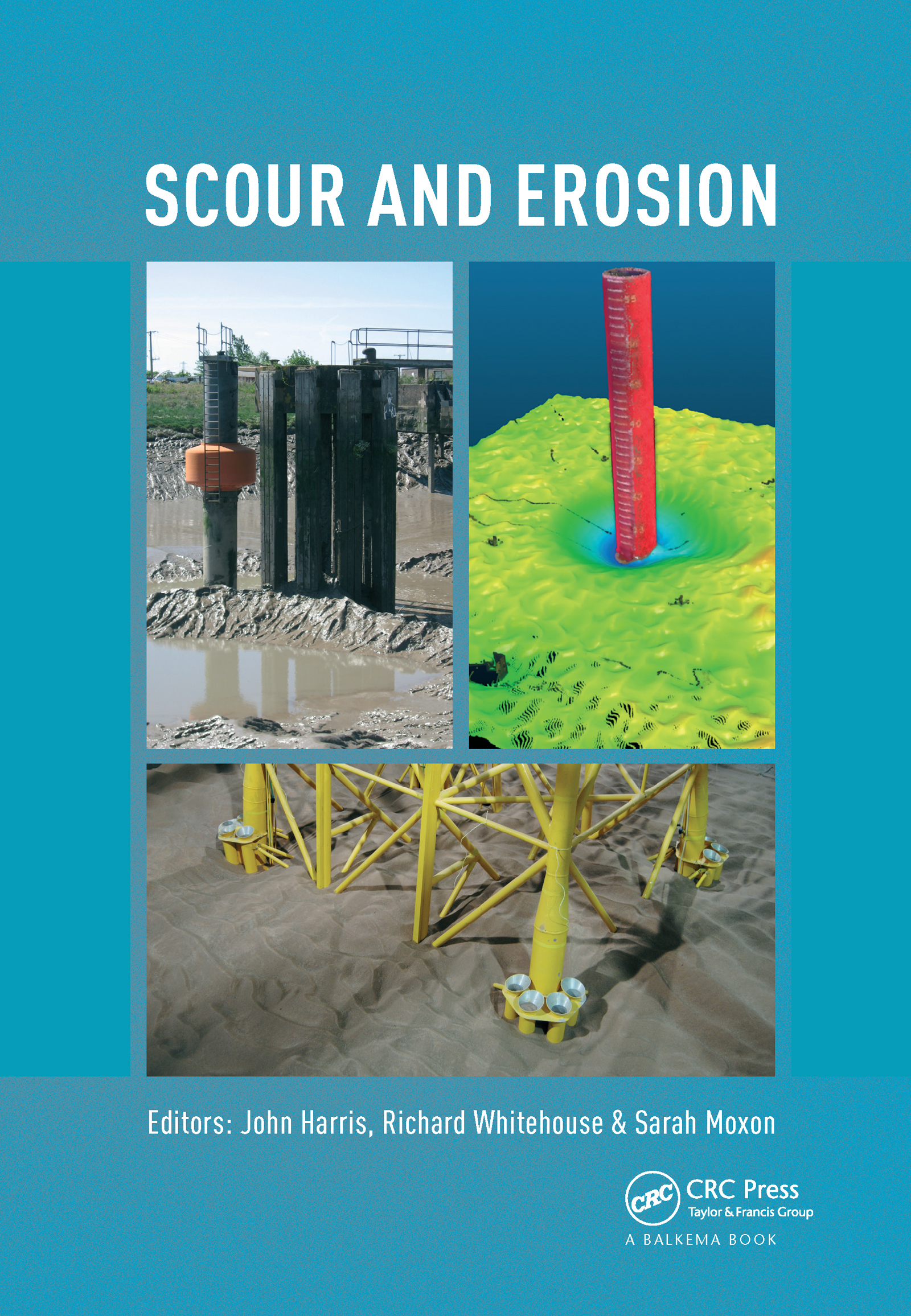 Scour and Erosion: Proceedings of the 8th International Conference on Scour and Erosion (Oxford, UK, 12-15 September 2016), 1st Edition (Hardback) book cover