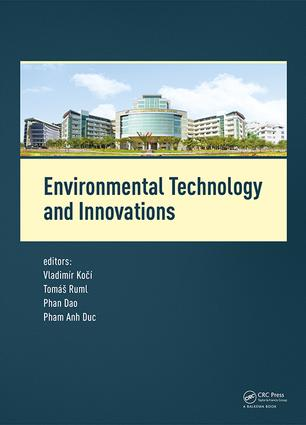 Environmental Technology and Innovations: Proceedings of the 1st International Conference on Environmental Technology and Innovations (Ho Chi Minh City, Vietnam, 23-25 November 2016) book cover