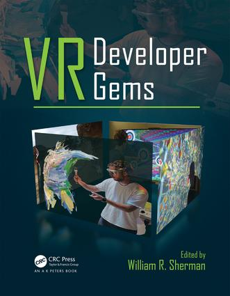 VR Developer Gems book cover