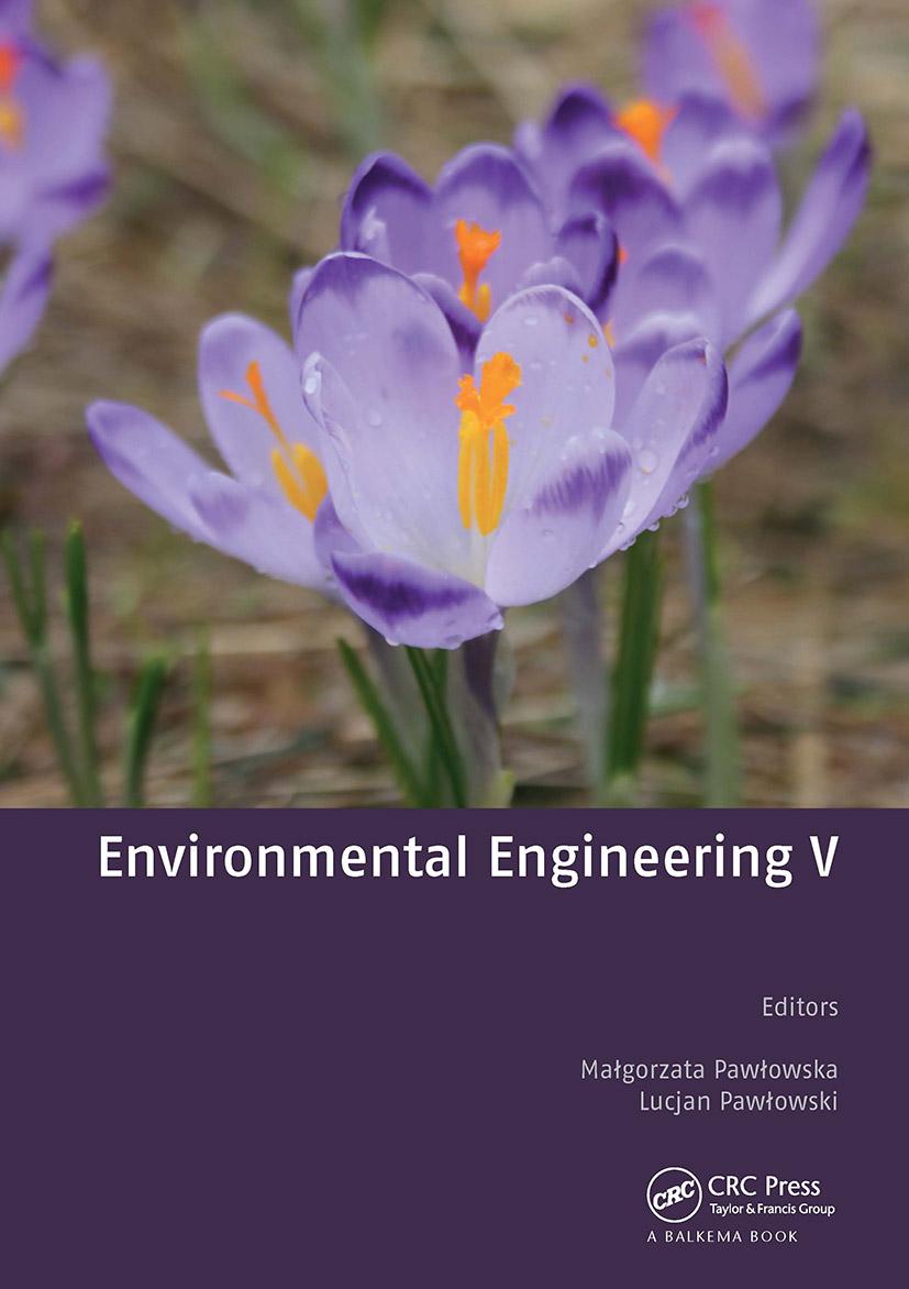 Environmental Engineering V book cover