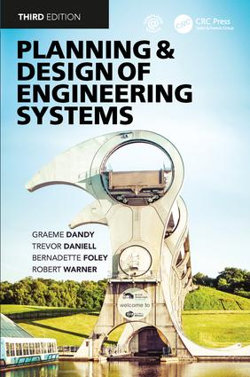 Planning and Design of Engineering Systems: 3rd Edition (Paperback) book cover