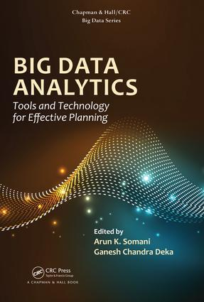 Big Data Analytics: Tools and Technology for Effective Planning, 1st Edition (Hardback) book cover