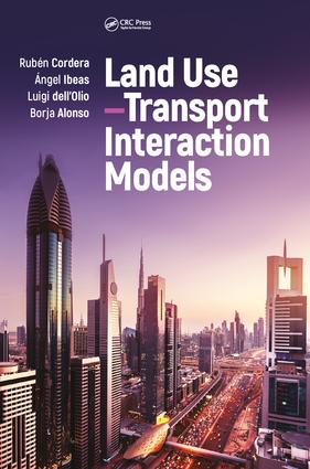 Land Use–Transport Interaction Models book cover