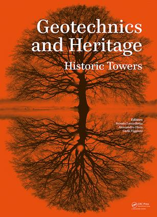 Geotechnics and Heritage: Historic Towers, 1st Edition (Paperback) book cover