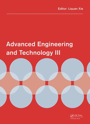 Advanced Engineering and Technology III: Proceedings of the 3rd Annual Congress on Advanced Engineering and Technology (CAET 2016), Hong Kong, 22-23 October 2016, 1st Edition (Hardback) book cover