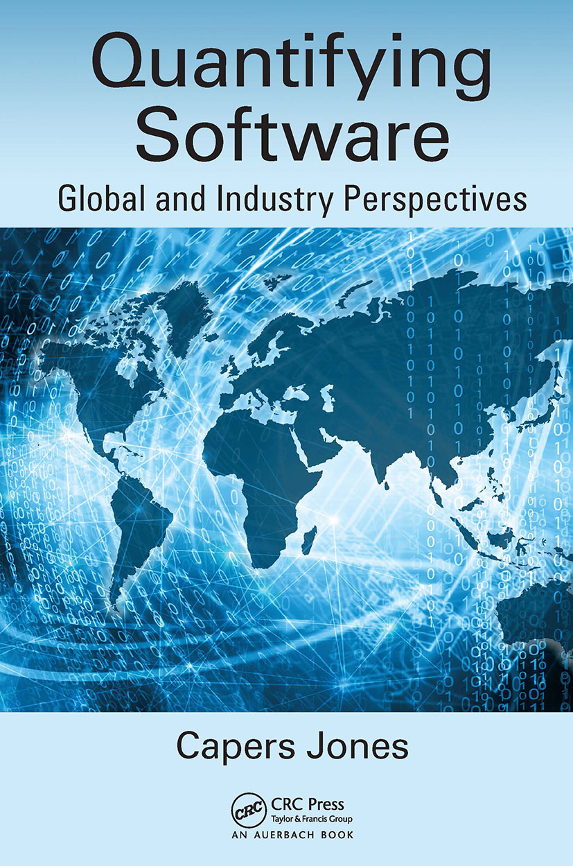 Quantifying Software: Global and Industry Perspectives, 1st Edition (Hardback) book cover