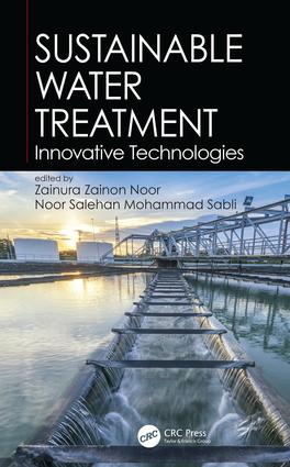 Sustainable Water Treatment: Innovative Technologies, 1st Edition (Hardback) book cover