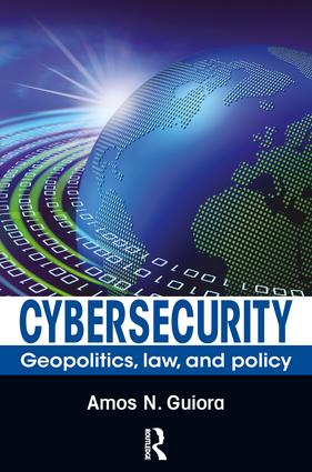 Cybersecurity (Paperback) book cover