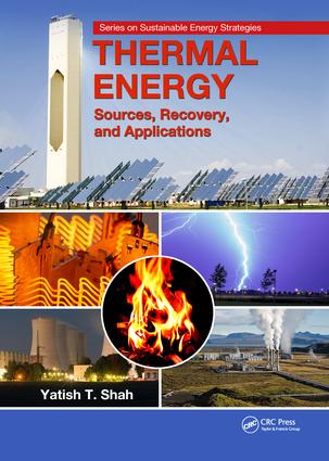 Thermal Energy: Sources, Recovery, and Applications book cover
