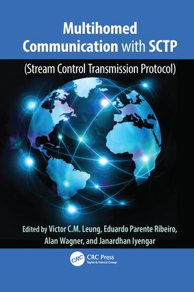Multihomed Communication with SCTP (Stream Control Transmission Protocol): 1st Edition (Paperback) book cover