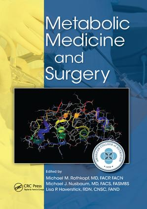 Metabolic Medicine and Surgery book cover