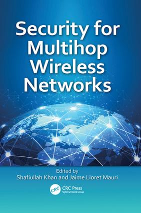 Security for Multihop Wireless Networks: 1st Edition (Paperback) book cover