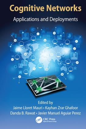 Cognitive Networks: Applications and Deployments, 1st Edition (Paperback) book cover