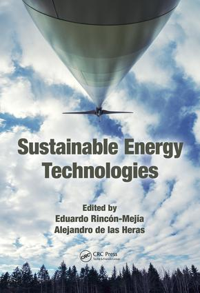 Sustainable Energy Technologies: 1st Edition (Hardback) book cover
