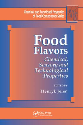 Food Flavors: Chemical, Sensory and Technological Properties book cover