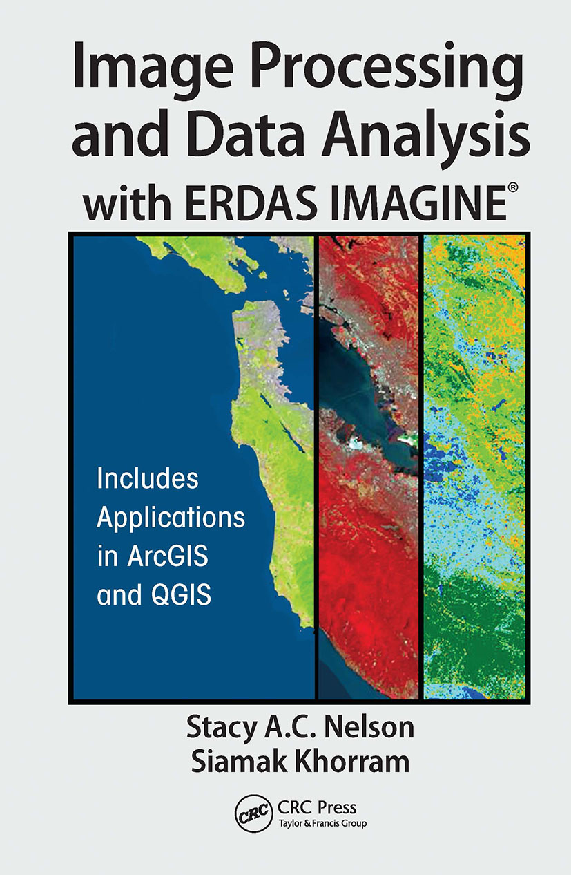 Image Processing and Data Analysis with ERDAS IMAGINE® book cover