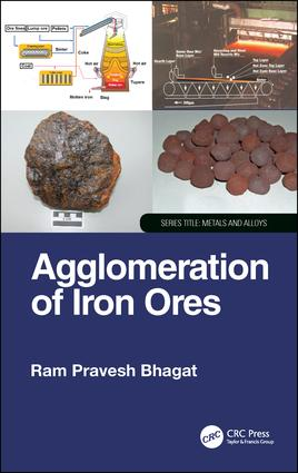 Agglomeration of Iron Ores: 1st Edition (Hardback) book cover