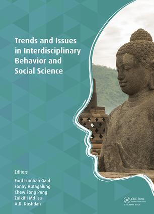 Trends and Issues in Interdisciplinary Behavior and Social Science: Proceedings of the 5th International Congress on Interdisciplinary Behavior and Social Science (ICIBSoS 2016), 5-6 November 2016, Jogjakarta, Indonesia (Hardback) book cover