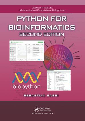 Python for Bioinformatics: 2nd Edition (Paperback) book cover