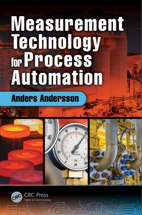 Measurement Technology for Process Automation: 1st Edition (Paperback) book cover