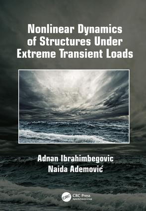 Nonlinear Dynamics of Structures Under Extreme Transient Loads: 1st Edition (Hardback) book cover