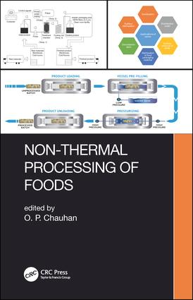 Non-thermal Processing of Foods: 1st Edition (Hardback) book cover