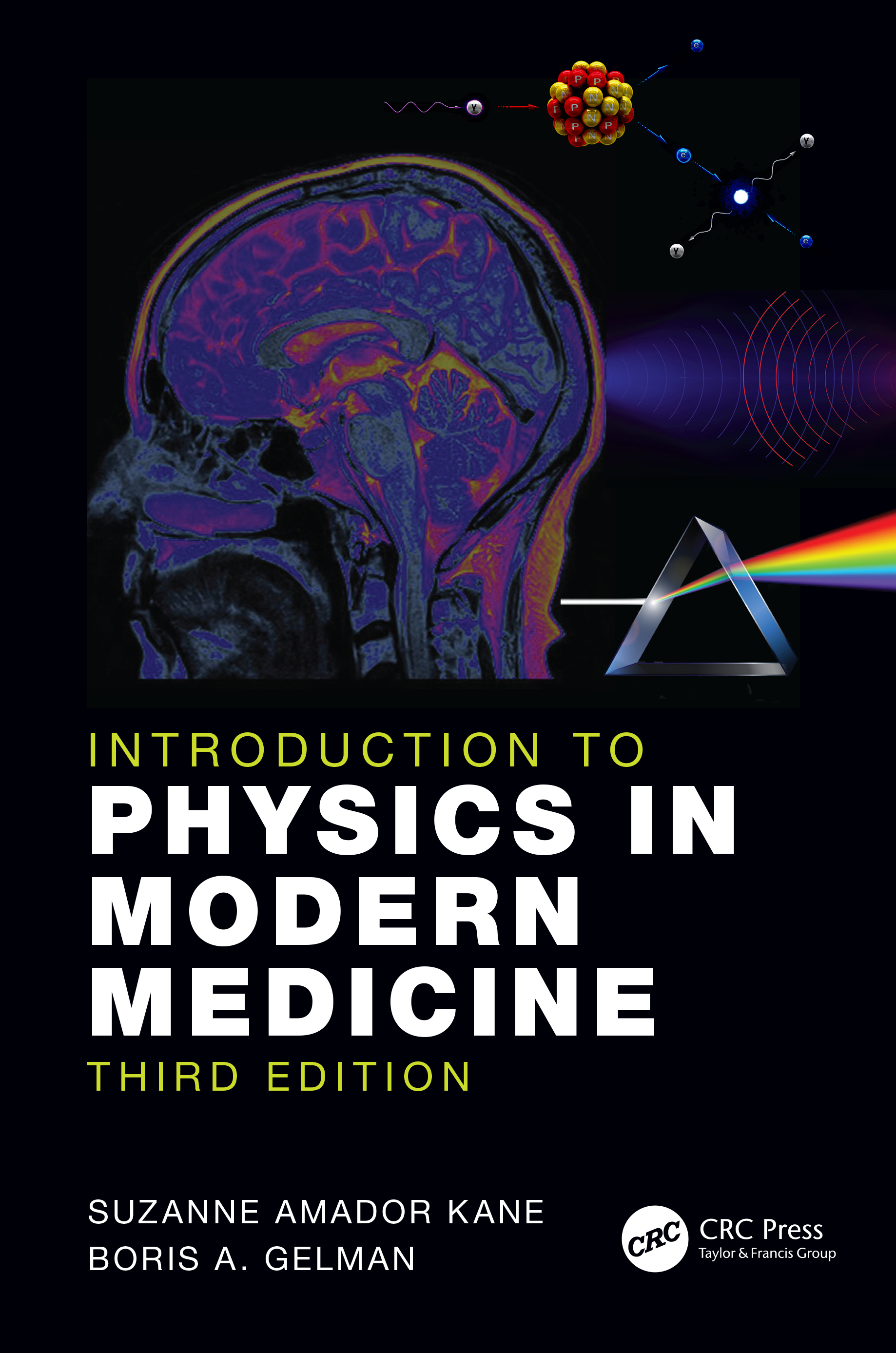 Introduction to Physics in Modern Medicine: 3rd Edition (Paperback) book cover