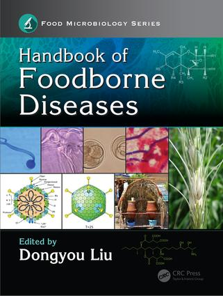 Handbook of Foodborne Diseases book cover