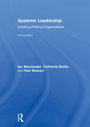 Systems Leadership: Creating Positive Organisations book cover