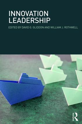 Innovation Leadership book cover
