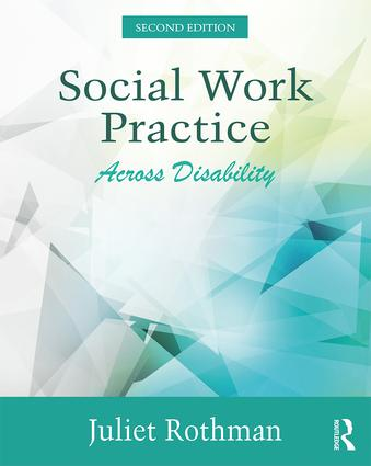Social Work Practice Across Disability: 2nd Edition (e-Book) book cover