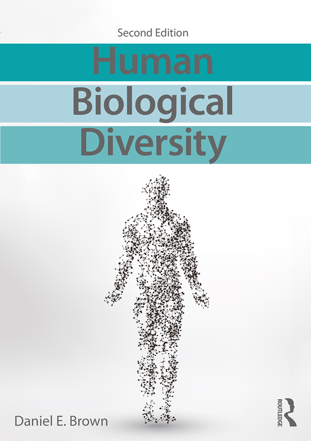 Human Biological Diversity book cover