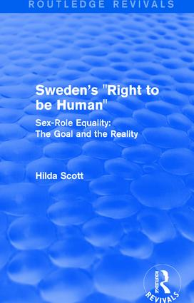 Revival: Sweden's Right to be Human (1982): 1st Edition (Hardback) book cover
