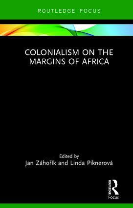 Colonialism on the Margins of Africa book cover