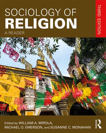Sociology of Religion: A Reader, 3rd Edition (Paperback) book cover