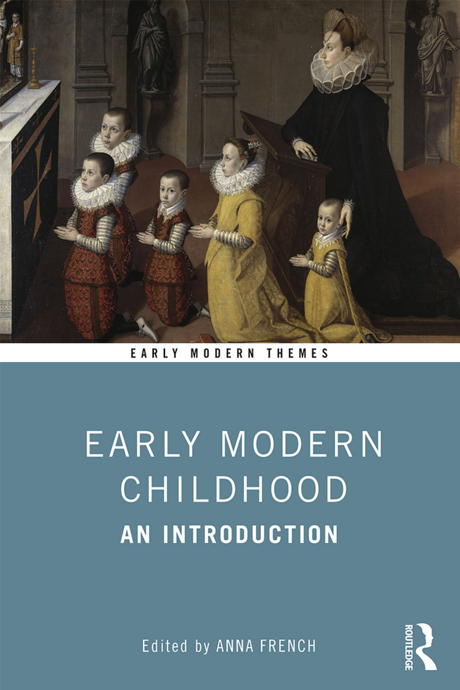 Early Modern Childhood: An Introduction book cover