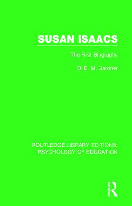 Susan Isaacs: The First Biography book cover