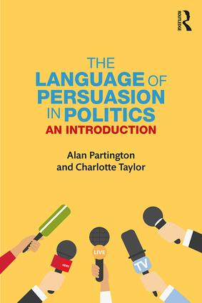 The Language of Persuasion in Politics: An Introduction book cover