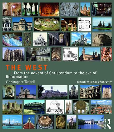 The West: From the advent of Christendom to the eve of Reformation book cover