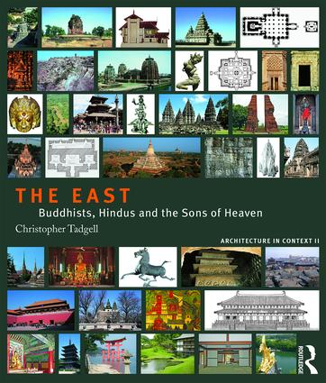 The East: Buddhists, Hindus and the Sons of Heaven book cover