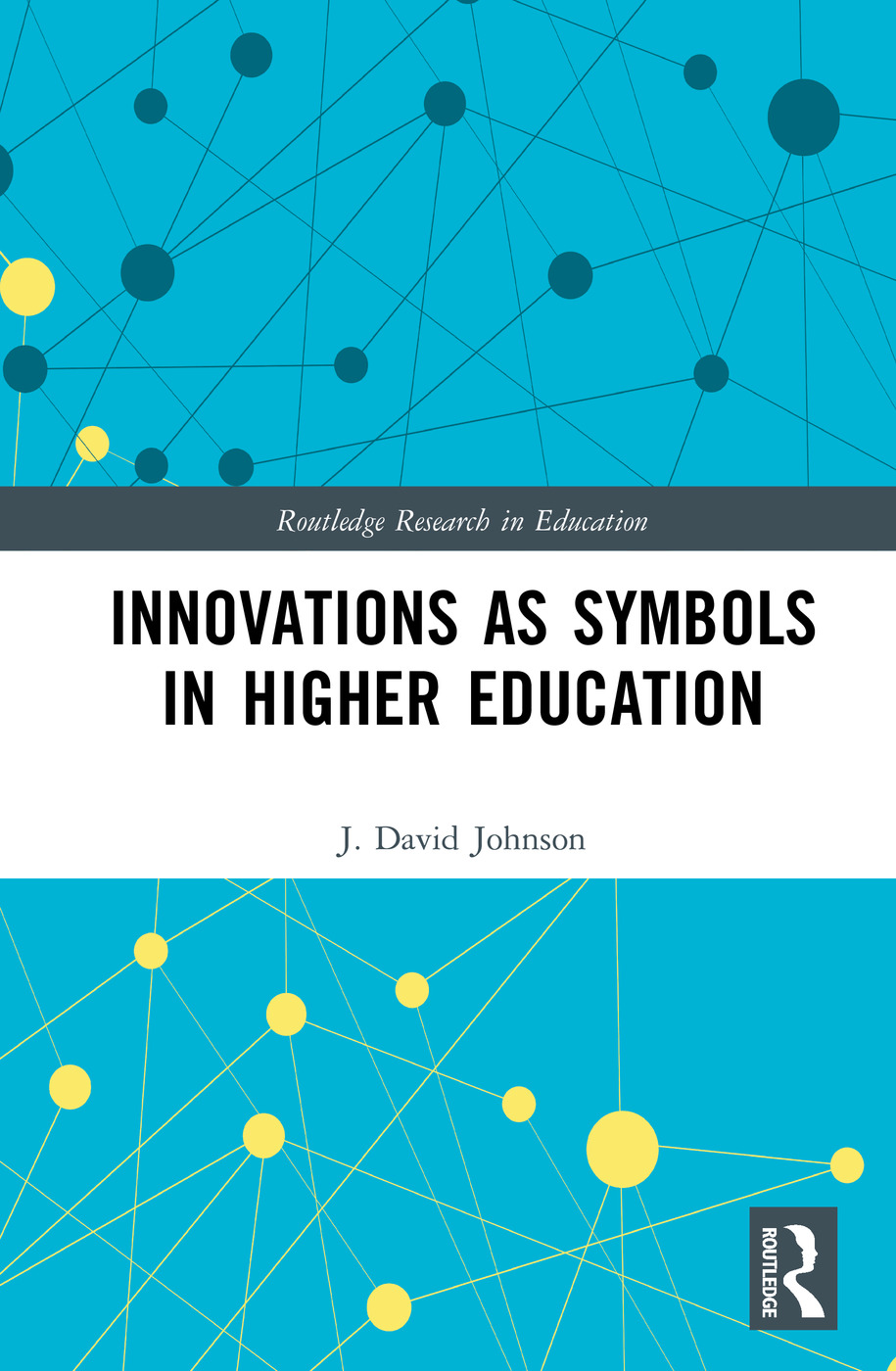 Innovations as Symbols in Higher Education book cover